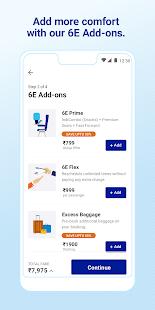 IndiGo-Flight Ticket Booking App 5.0.76 Screenshots 3