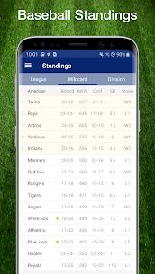 Baseball MLB Live Scores, Stats & Schedules 2020 7