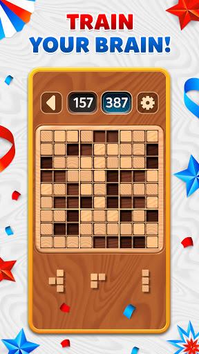 Braindoku - Sudoku Block Puzzle & Brain Training apktram screenshots 1