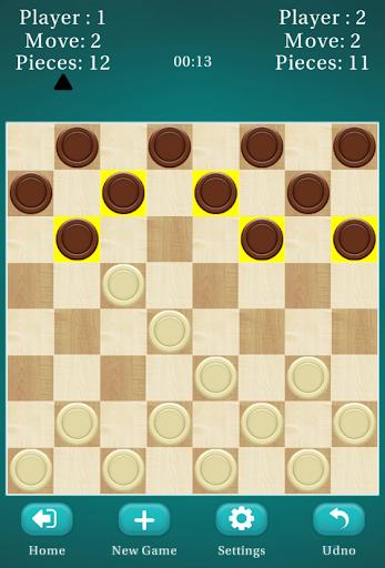Checkers 2.2.5.1 screenshots 1