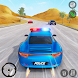 Police Car Traffic Racing Game: New Car Games 2021