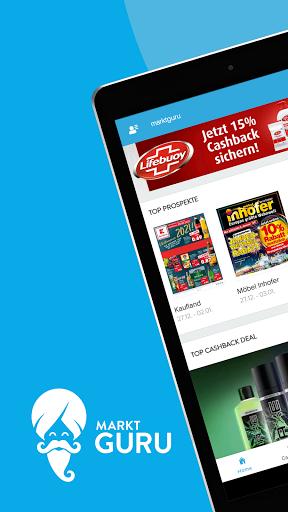 marktguru - leaflets, offers & cashback 4.2.0 screenshots 1