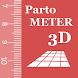 Partometer3Dカメラのメジャー3D - Androidアプリ