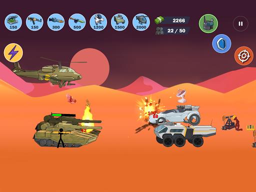 Stickman World Battle 1.02 screenshots 13