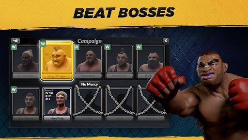 MMA Manager 2021  APK MOD (Astuce) screenshots 6