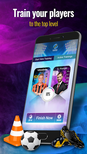 Real Manager Fantasy Soccer at another level 1.3.0 screenshots 7