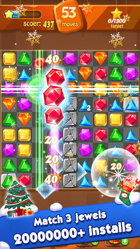 Jewels Classic - Jewel Crush Legend 3.1.2 screenshots 2