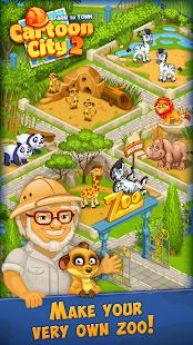 Cartoon City 2:Farm to Town.Build your home,house apk