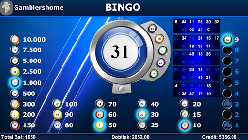 Gamblershome Bingo 2.4.9 screenshots 1