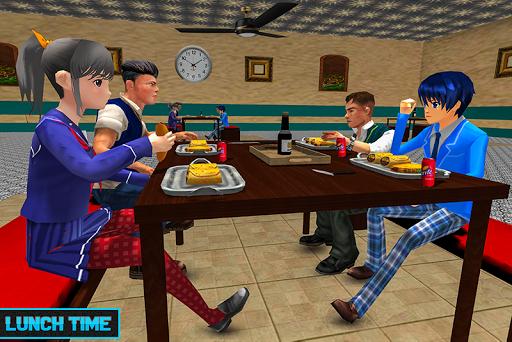 Virtual High School Life Simulator Offline 2020  screenshots 4