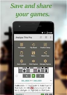 Chess - Analyze This (Free) 5.4.8 Screenshots 2