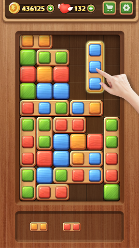 Color Wood Block Puzzle - Free Fun Drop Brain Game 1.4.6 screenshots 5