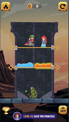 Rescue Hero: Pull Pin Puzzleのおすすめ画像4