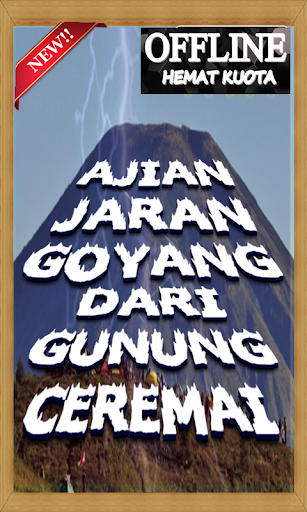Download Ajian Jaran Goyang Dari Gunung Ceremai Free For Android Ajian Jaran Goyang Dari Gunung Ceremai Apk Download Steprimo Com