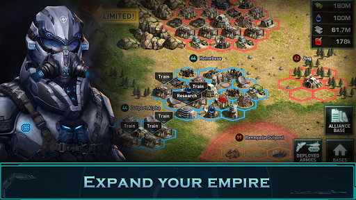 War of Nations: PvP Strategy 7.5.2 screenshots 2