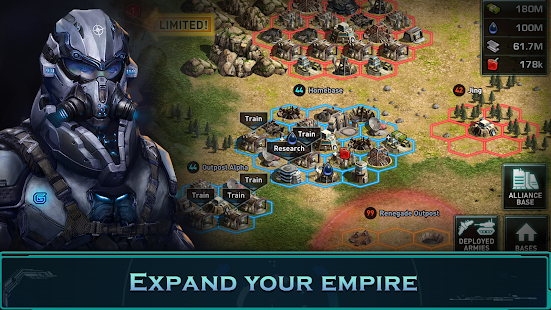 War of Nations: PvP Strategy Screenshot