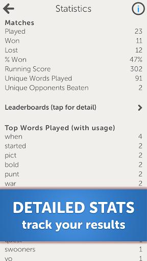 Letterpress - Word Game 5.3.2 screenshots 4