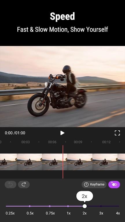 Motion Ninja - Pro Video Editor & Animation Maker  poster 7