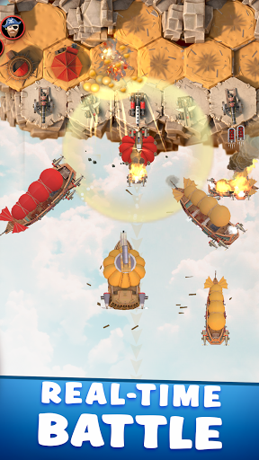 Sky Battleship - Total War of Ships 1.0.02 screenshots 17