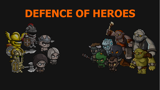 Defence of Heroes  screenshots 1