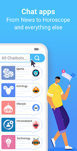 Messenger X – Free messaging with AI Chat Apps 1