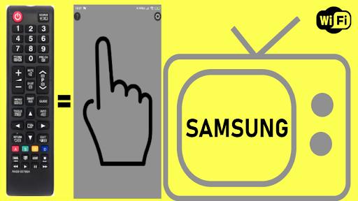 Remote SAMSUNG TV(until 2015)WiFi Simple No button  Screenshots 8