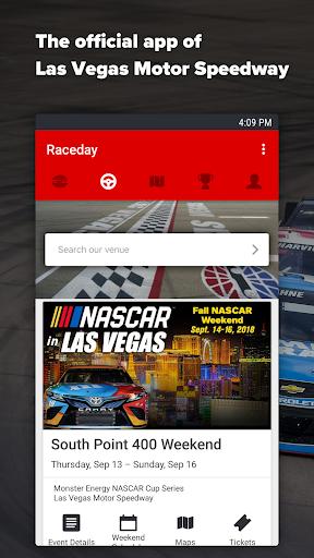 las vegas motor speedway screenshot 1