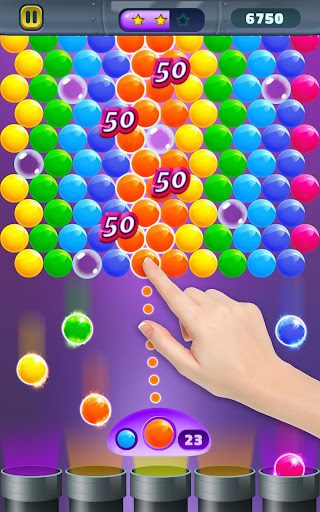 Action Bubble Game 2.1 screenshots 3