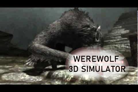 Werewolf 3D Simulator Stress Relief 0.2 screenshots 2