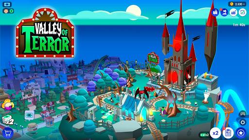 Idle Theme Park Tycoon - Recreation Game  screenshots 3