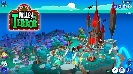 Idle Theme Park Tycoon – Recreation Game Mod 2.5.4 Apk (Unlimited Money) 3
