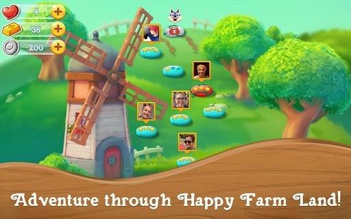 Farm Heroes Super Saga 1.45.0 screenshots 15