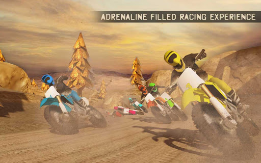 Motocross Race Dirt Bike Games screenshots 18