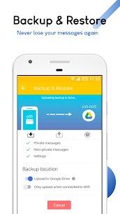 Mood Messenger Mod Apk- SMS & MMS (Lifetime Premium) 8