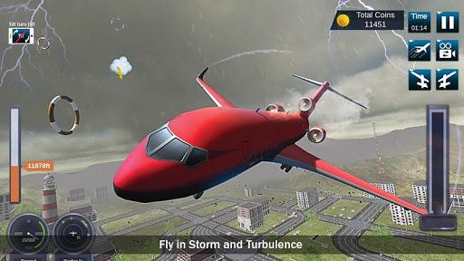 Airplane Games 2021: Aircraft Flying 3d Simulator 2.1.1 screenshots 7