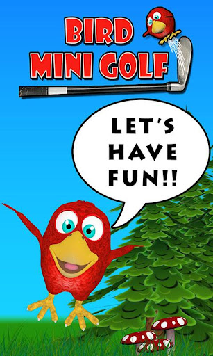 Bird Mini Golf - Freestyle Fun modavailable screenshots 6