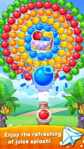 Bubble Fruit Legend apkpoly screenshots 2
