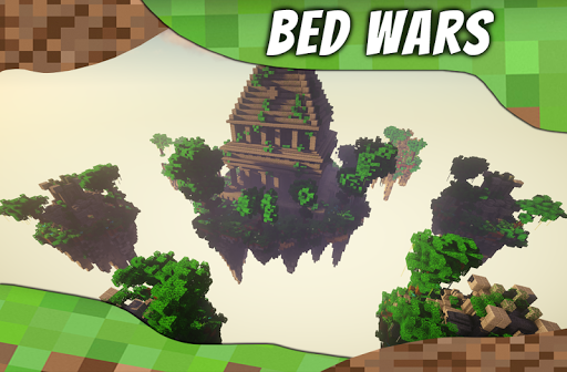 Maps BedWars for MCPE. Bed Wars Map. 2.1 de.gamequotes.net 1