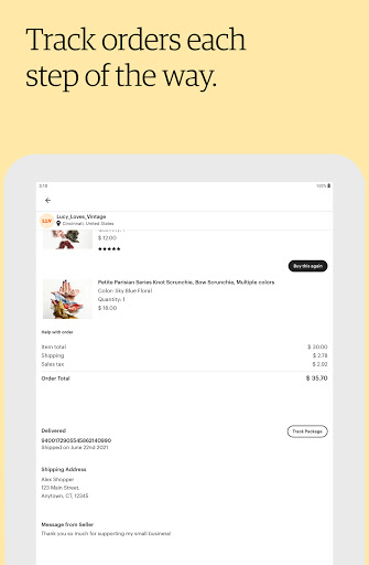 Etsy: Buy Custom, Handmade, and Unique Goods apktram screenshots 19
