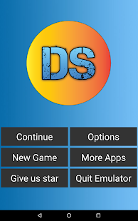 Free DS Emulator - For Android Screenshot