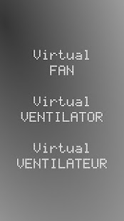 Virtual Pocket Fan Screenshot