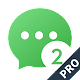 2Face PRO  - 2 Accounts for 2 whatsapp icon