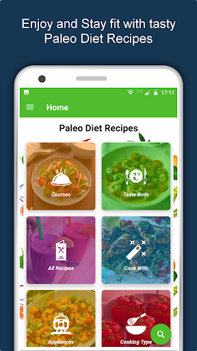 110+ Paleo Diet Plan Recipes: Healthy, Weight Loss 1.0.11 screenshots 2