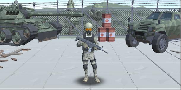 Wars Troopers – Online Shooter. TM/DM/IO Battle. 1