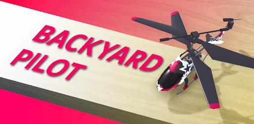 Screenshot of Backyard Pilot