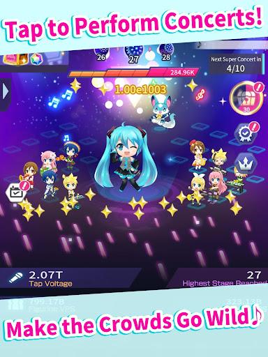 Hatsune Miku - Tap Wonder android2mod screenshots 8