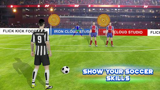 Soccer Strike Penalty Kick Football Super League u26bd 1.6 Screenshots 1