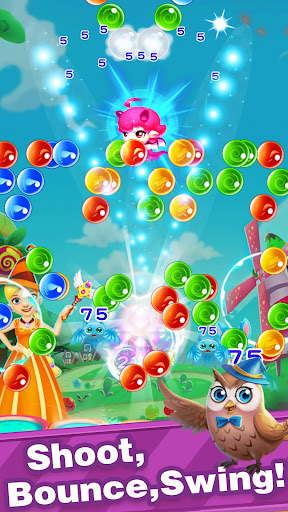 Bubble Shooter - Bubble Free Game 1.3.9 screenshots 2