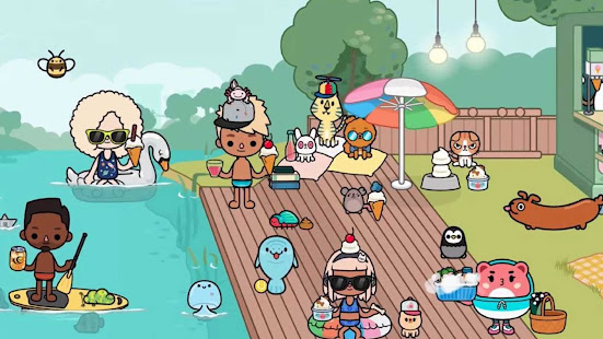 Image For Toca Life World Miga Town Guide And Tips Versi 1.0 1