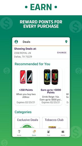 7-Eleven: Rewards & Shopping screenshots 2